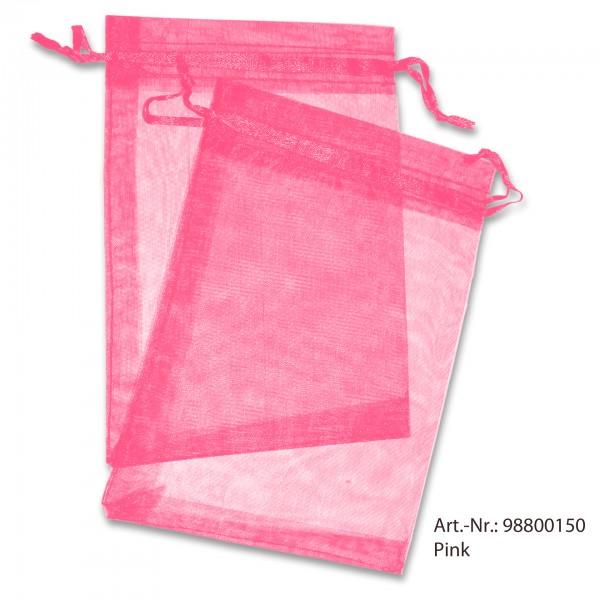 Organzasäckchen pink