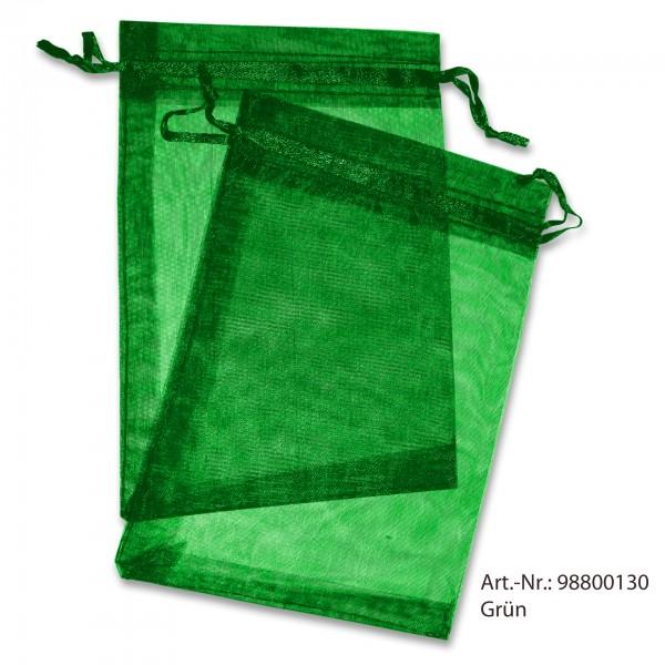 Organzasäckchen grün