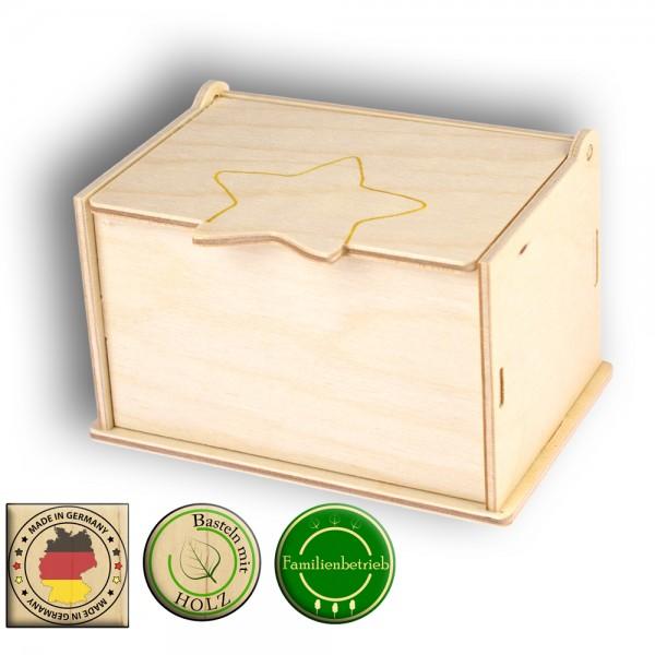 Weihnachsplätzchen-Kiste