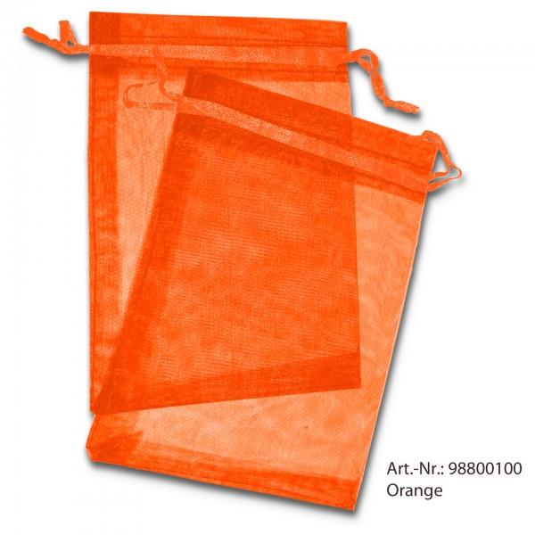 Organzasäckchen orange